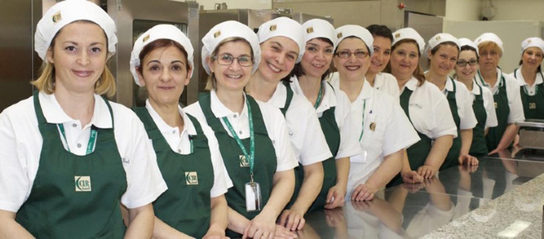 CIR Food assume addetti alla ristorazione in tutto il Nord e Centro Italia