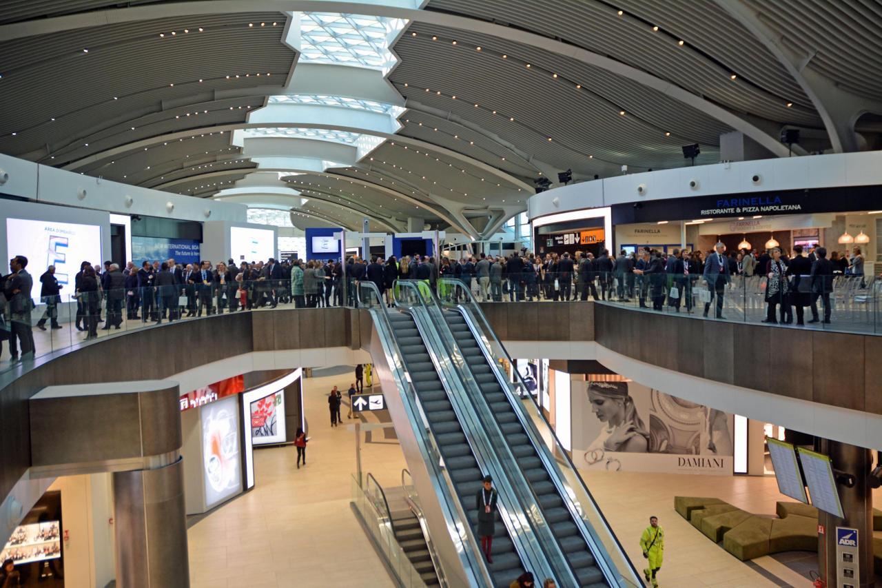 Si cercano varie figure per l'aeroporto di Roma Fiumicino