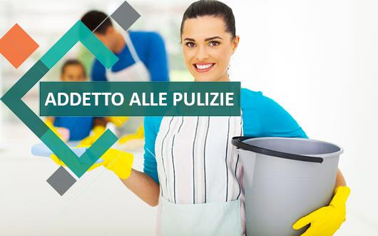 Lavoro Subito - Addetti Pulizie