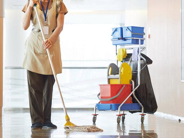 addetti pulizie - lavoro subito