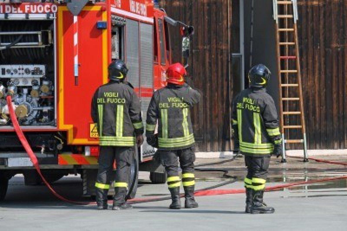 concorso vigili del fuoco - lavoro subito