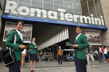 hostess steward roma - lavoro subito