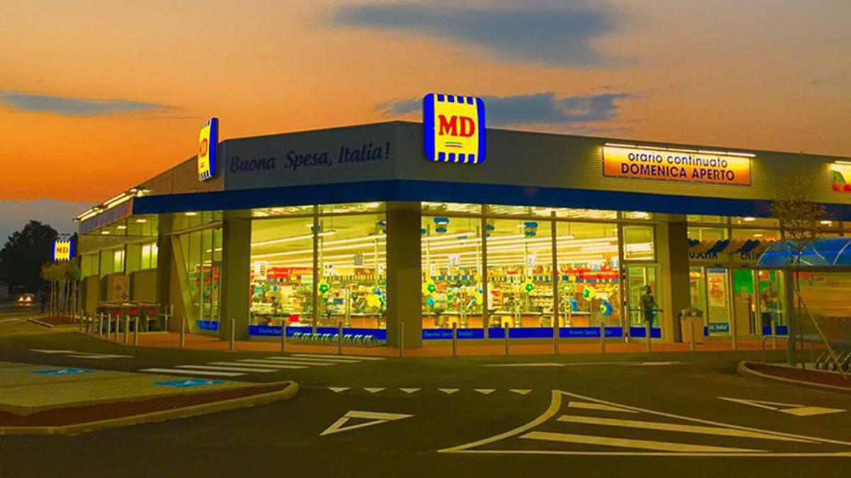 supermercati MD LD - lavoro subito