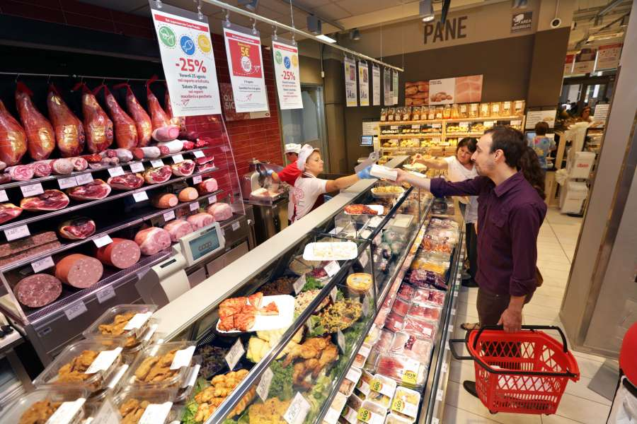 banconisti supermercato roma - lavoro subito