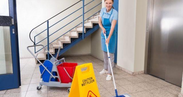 addetti alle pulizie lavoro